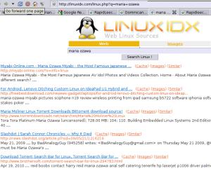 Maria Ozawa GNU/Linux